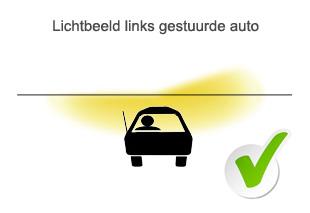 Headlight LHD
