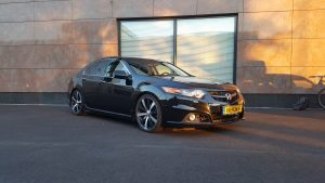 Honda Accord 2.4i Executive CU2