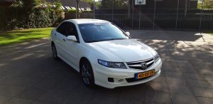 Honda Accord CL7 2.0i