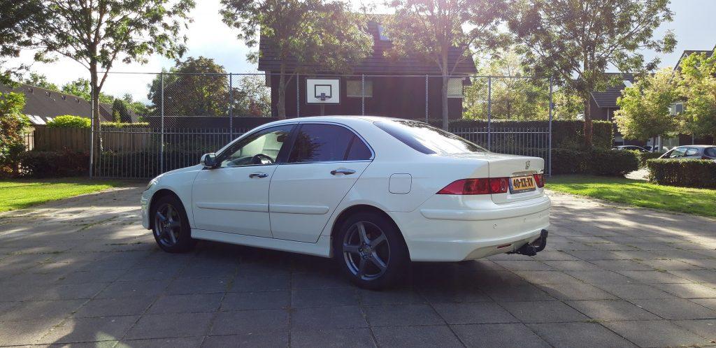 Honda Accord CL7 2.0i