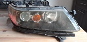 Headlight conversion