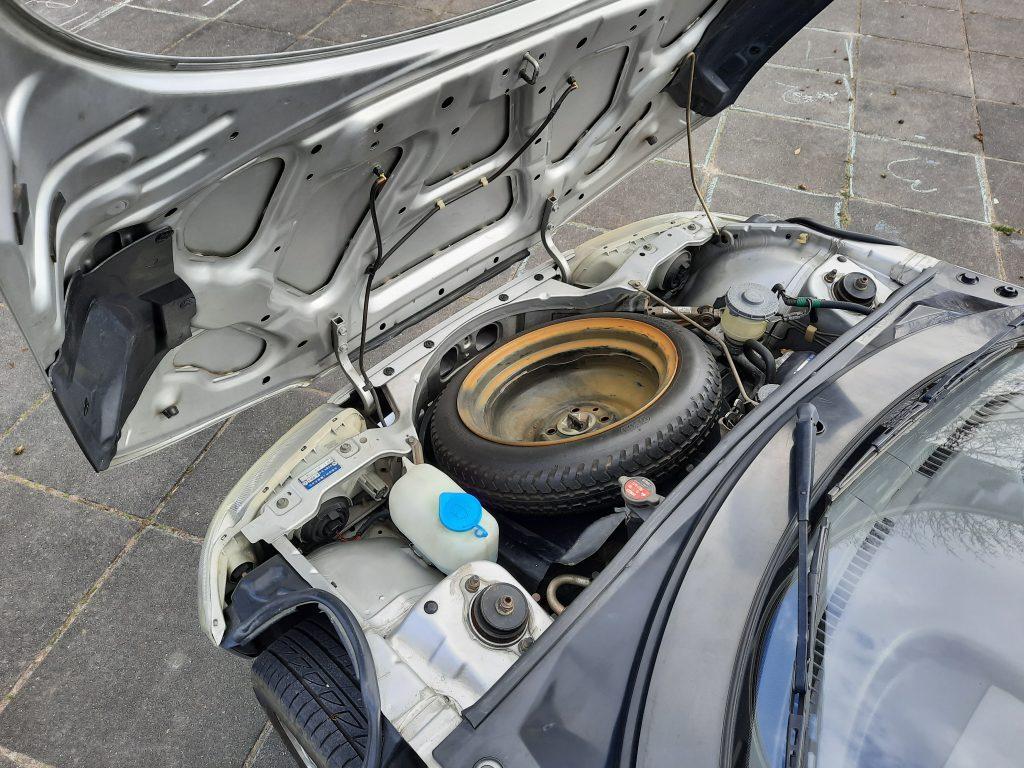 Honda Beat PP1 Blade Silver