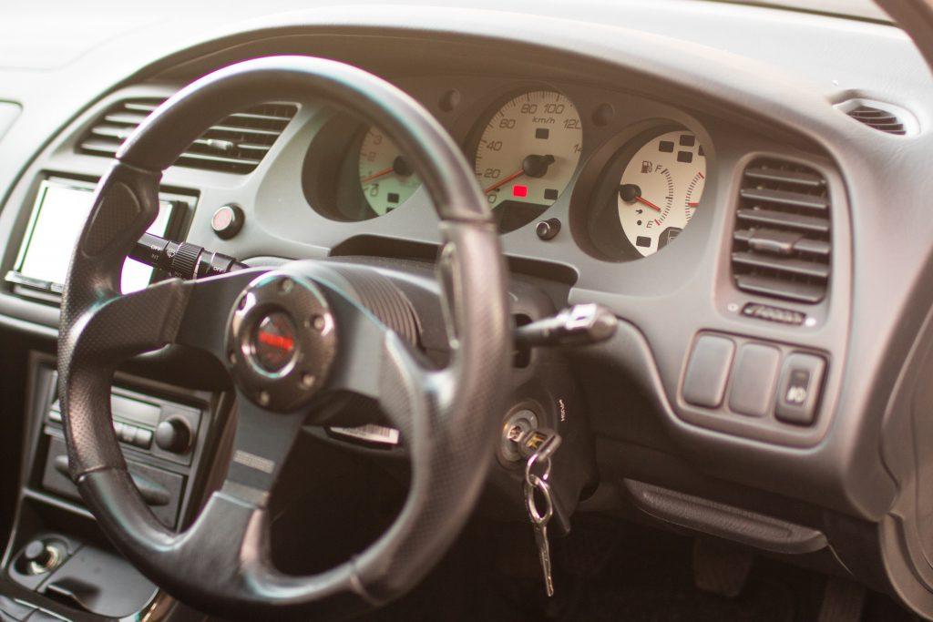 Honda Accord CL1 Euro-R