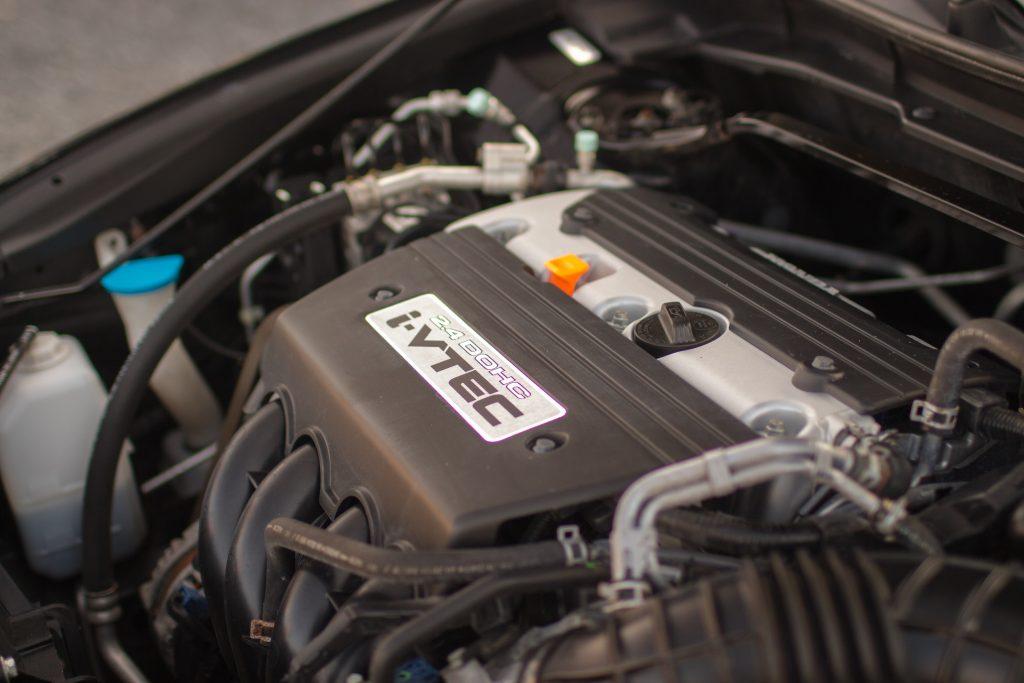 Honda Accord 2.4i Executive CU2