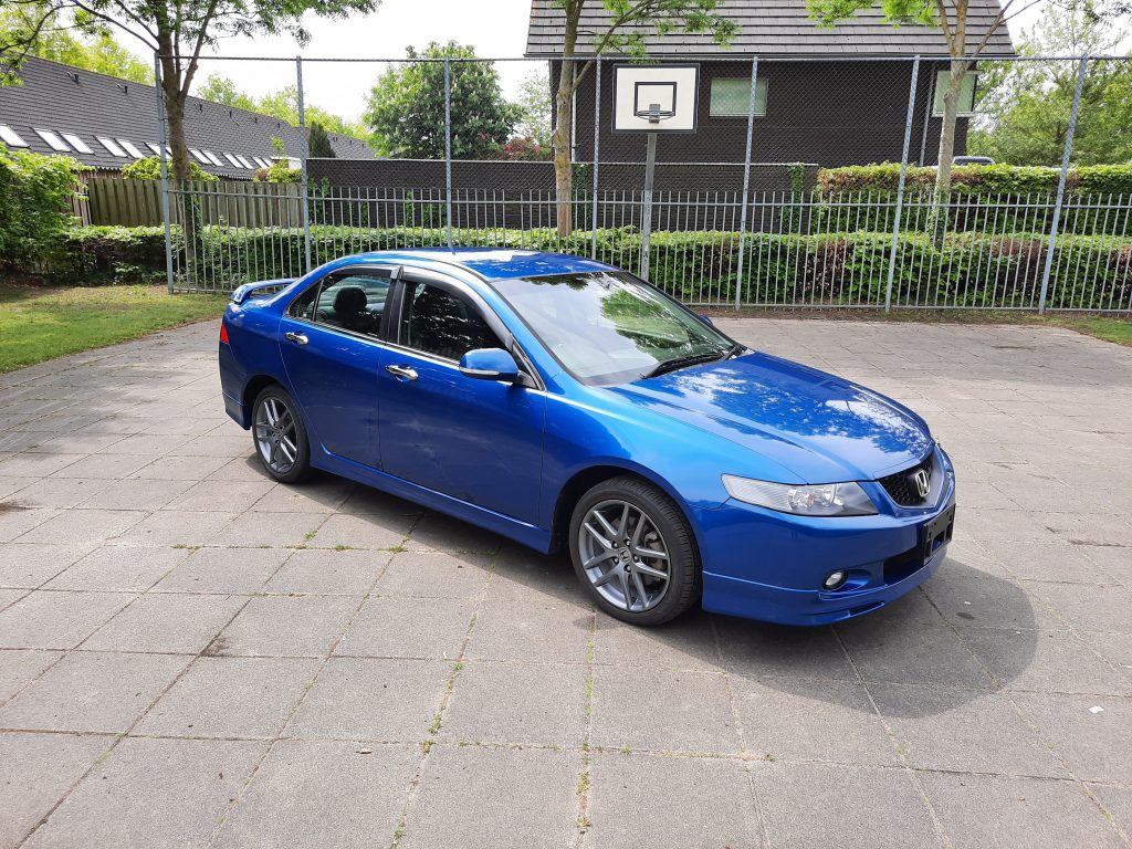 Honda Accord CL7 Euro-R