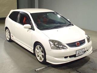 Auction 509 Honda Civic EP3