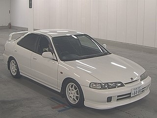 Auction 50450 Honda Integra DB8