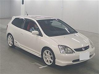 29-05 Auction 60001 Honda Civic EP3