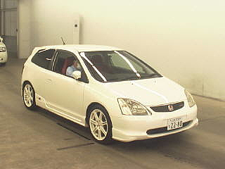 Auction 6137 Honda Civic EP3