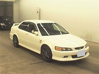 Auction 6030 Honda Accord CL1