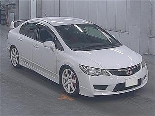 Auction 20306 Honda Civic Type-R FD2