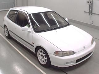 Auction 30446 Honda Civic EG6 1995