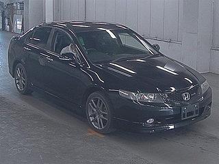 Auction 20057 Honda Accord CL7 Euro-R 2003
